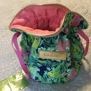 Lilly Pulitzer Jewelry Pouch NWT
